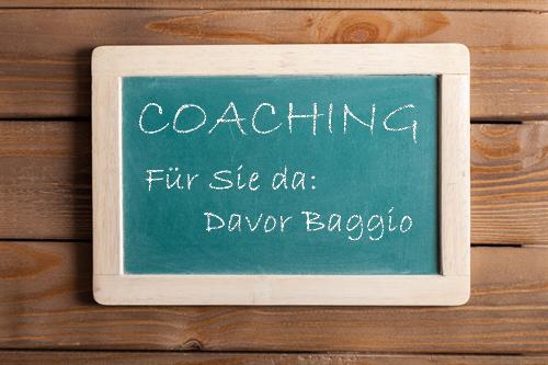 Coaching ist eine persoenliche Begleitung