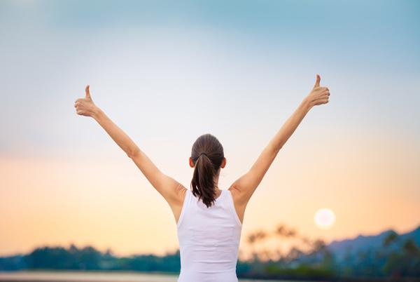 Lebensfreude ist Freude am eigenen Leben und ein wunderbares Gefuehl